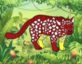 Dibujo El guepardo pintado por MARIELYSSS