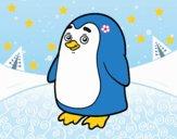 Pingüino antártico