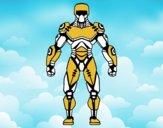 Robot de Cara