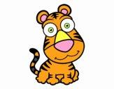 Tigre de Sumatra