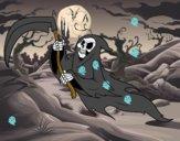 Fantasma de la muerte