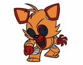 Foxy de Five Nights at Freddy's