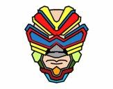 Máscara de rayos gamma