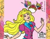 Barbie a punto de ser coronada