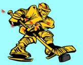Jugador de hockey profesional