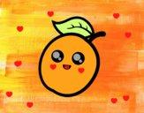 Dibujo Albaricoquero pintado por sofiydam