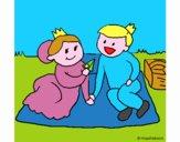 Príncipes de picnic