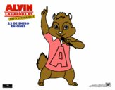 Alvin la Ardilla