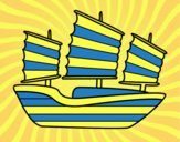 Barco oriental