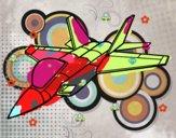 Dibujo Caza pintado por alfredo14+