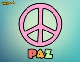 Dibujo Círculo de la paz pintado por Sosa2005