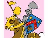 Caballero a caballo 1