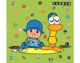 Pocoyó y Pato