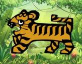 Signo del Tigre