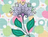 Flor decorativa
