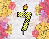 7 años