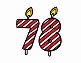 78 años
