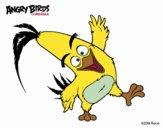 Chuck de Angry Birds