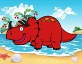 Dino Triceratops
