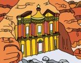 Dibujo El tesoro de Petra pintado por Ramon45