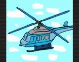 Dibujo Helicóptero 3 pintado por wuilde