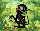 Signo del mono