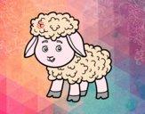 Una ovejita
