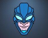 Máscara de superhéroe