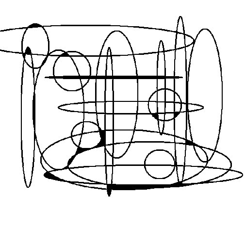 Dibujo de abstracto 2 para colorear for Imagenes de cuadros abstractos faciles