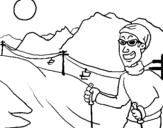 Dibujo de Andorra 1