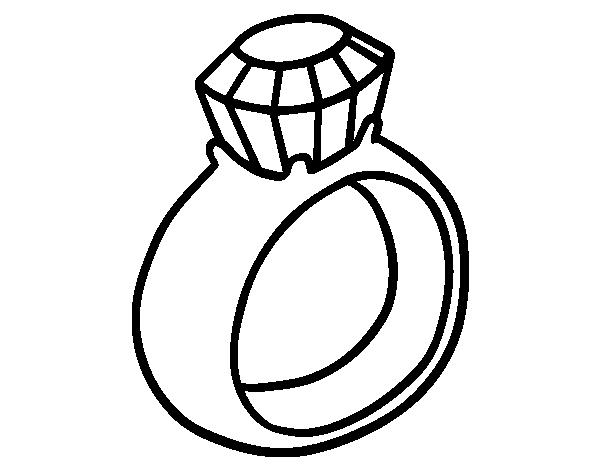 Image Gallery dibujo anillo