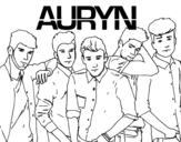 Dibujo de Auryn para colorear