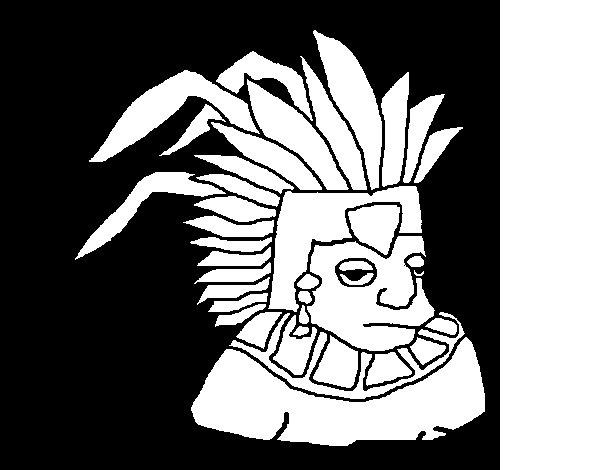 Dibujos Aztecas. La Piedra Del Sol Dibujo En Negro. Dibujos Tatuajes ...