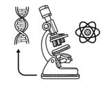 Dibujo de Biología