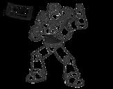 Dibujo de Buzz Lightyear