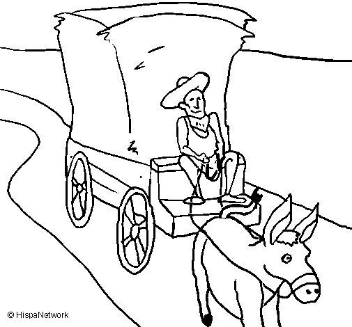 Dibujo de Campesino griego para Colorear