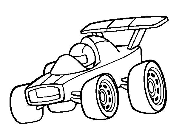 Juguetes De Carros Para Colorear Imagui