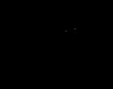 Dibujo de Conejo astronauta