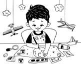 Dibujo de Creatividad infantil