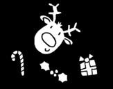 Dibujo de Dibujitos navideños