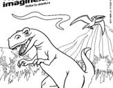 Dibujo de Imaginext 14 para colorear