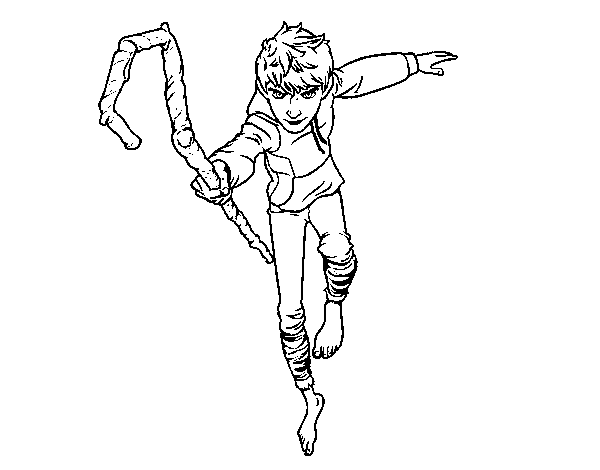 Dibujo de jak - Imagui