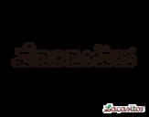Dibujo de Logo Lacasitos para colorear