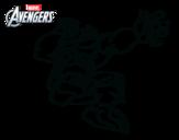Dibujo de Los Vengadores - Hulk