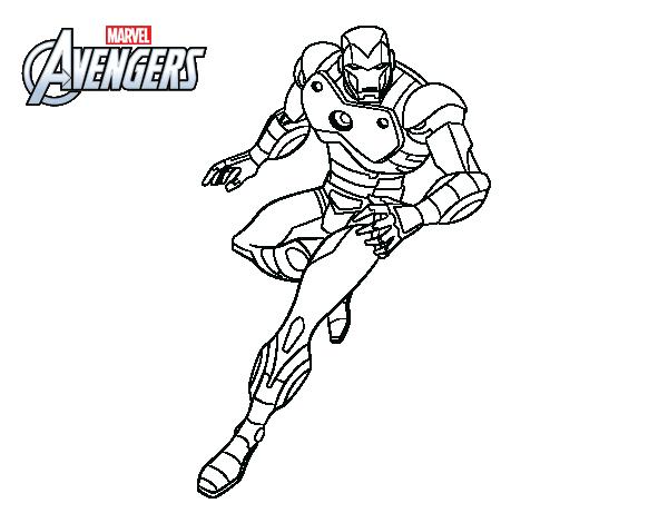 Juegos De Colorear A Iron Man. Awesome Juegos De Colorear A Iron Man ...