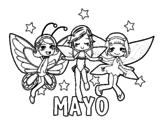 Dibujo de Mayo