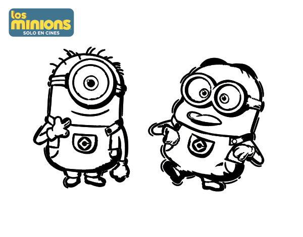 NUEVOS VASOS NOCILLA MINIONS! - Dibujos.net