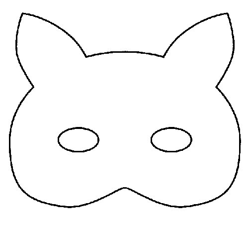 Dibujo de Puma para Colorear