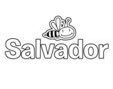 Dibujo de Salvador para colorear