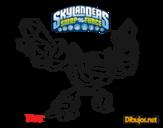 Dibujo de Skylanders Swap Force